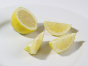 organic lemons for natural hair treatments