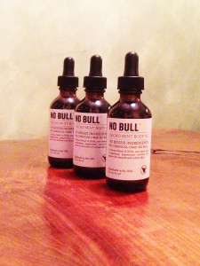 No Bull Cacao Mint Body Oil